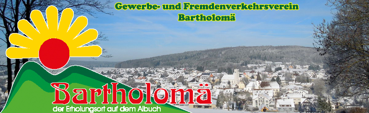 Gewerbe- und Fremdenverkehrsverein Bartholomä e.V.